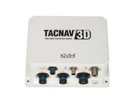 KVH采用光子集成芯片技术的TACNAV 3D