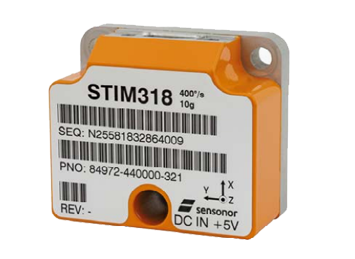 STIM318战术级惯性测量单元(IMU)