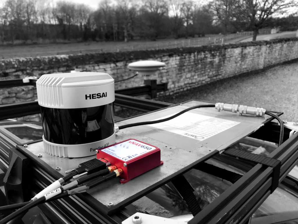 小型化INS增强无人机测量性能,可融合惯性和LiDAR数据
